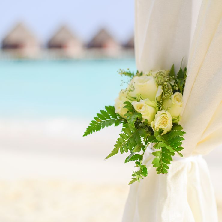 Mohmaed + Khadheeja Wedding in Maldives .