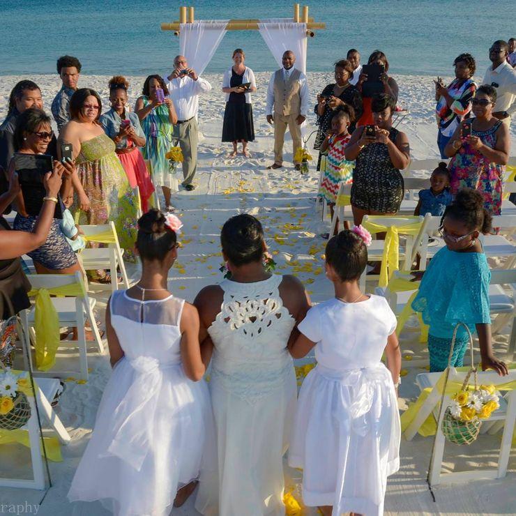 The Cotton Wedding