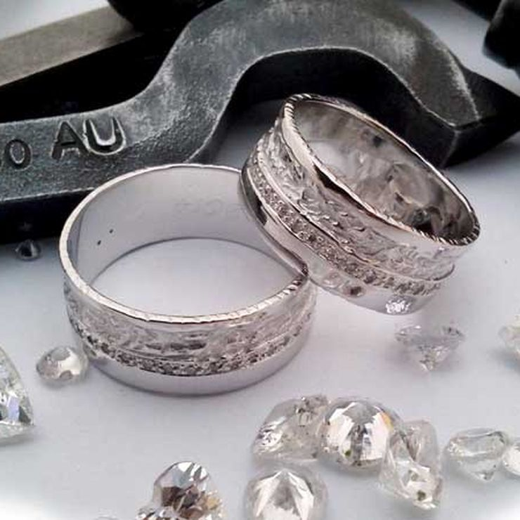 Wedding Rings Collection Eros Comin