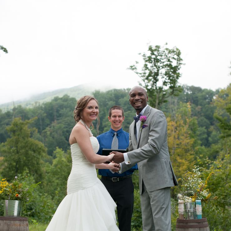 Asheville Marriages - Officiants
