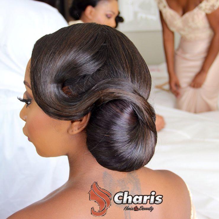 Bridal hair - real brides/ hair inspiration