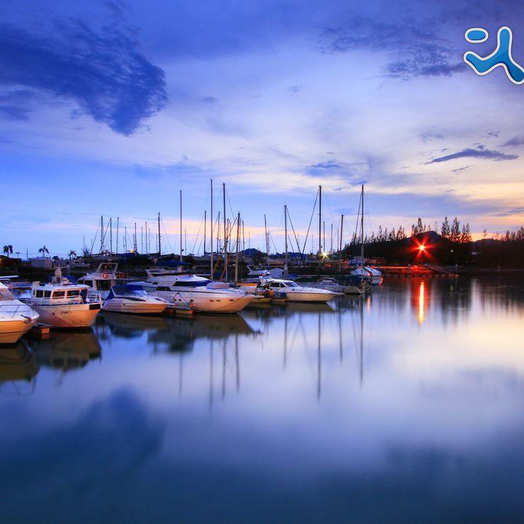 All about Marina Island