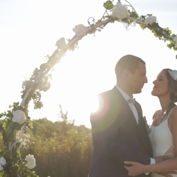 Films de mariage Nantes - Pays de la Loire - France