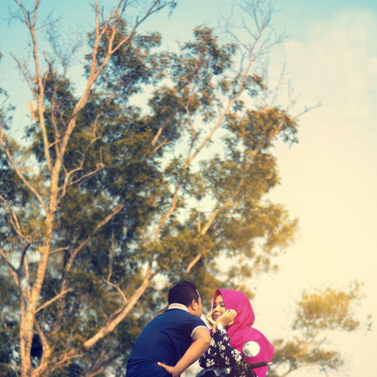Prewedding Adib + Novi