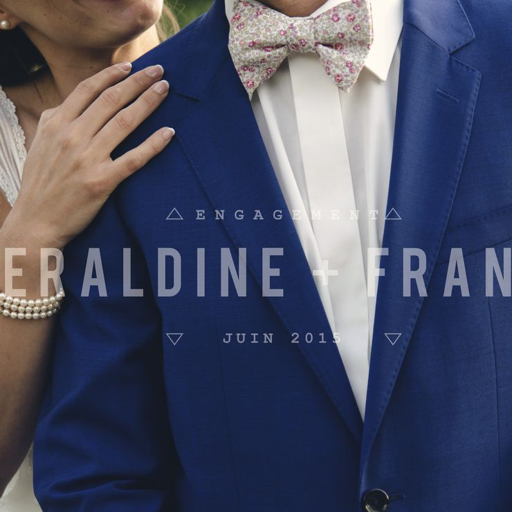 GERALDINE +FRANCK