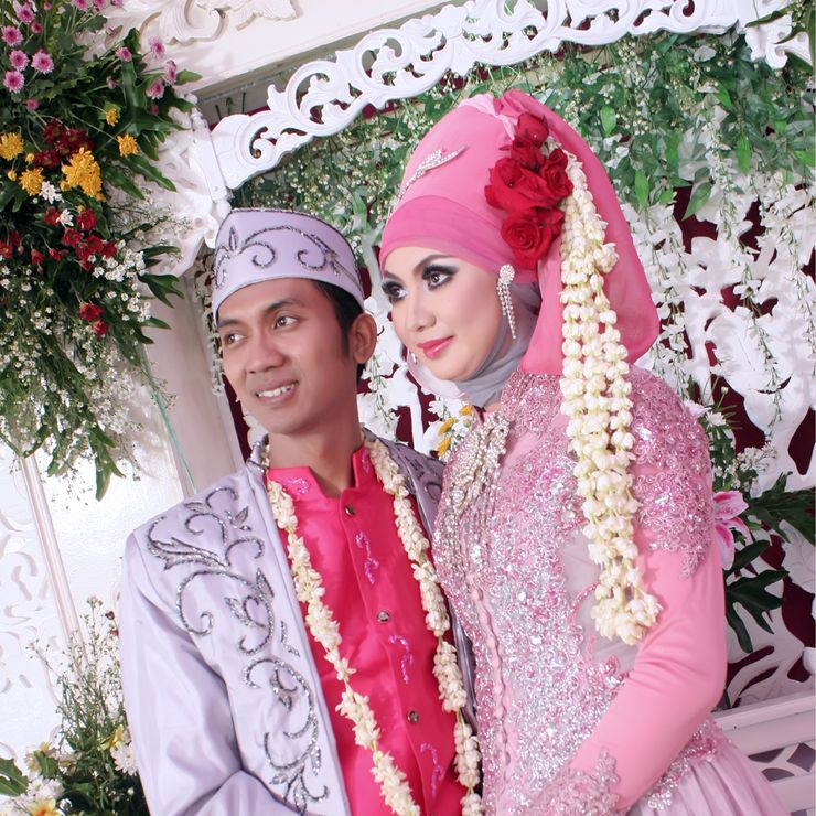 Zhuni-Indra Wedding's