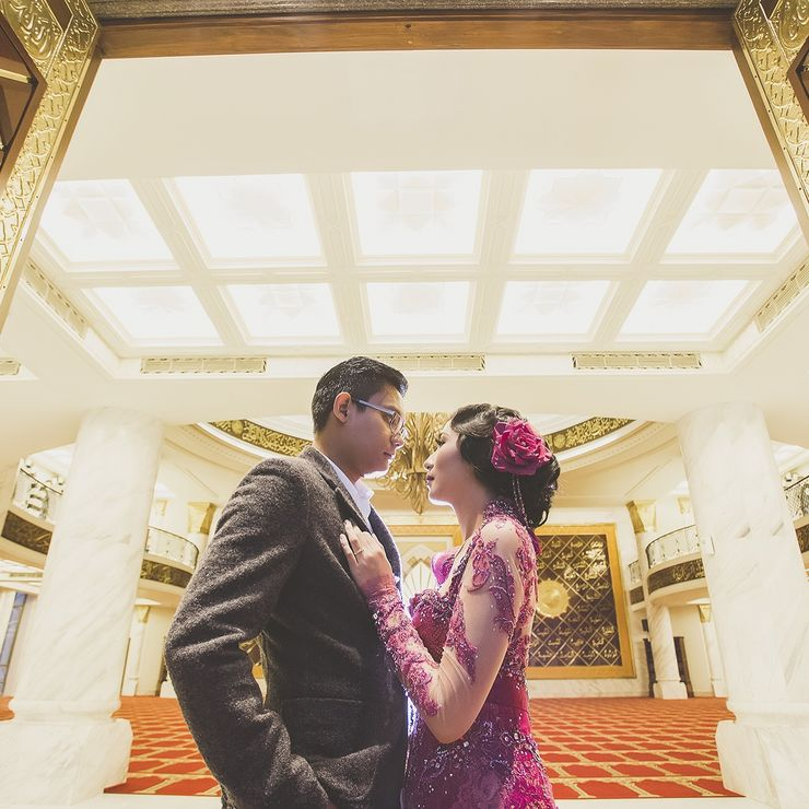 Putri and Faisal Prewedding