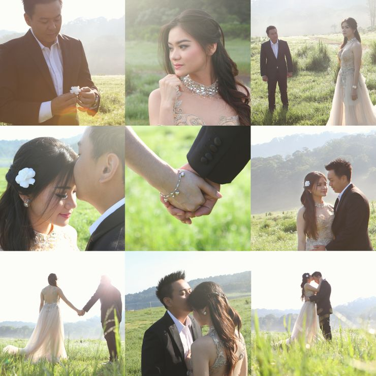 Prewedding Yandi and Desy
