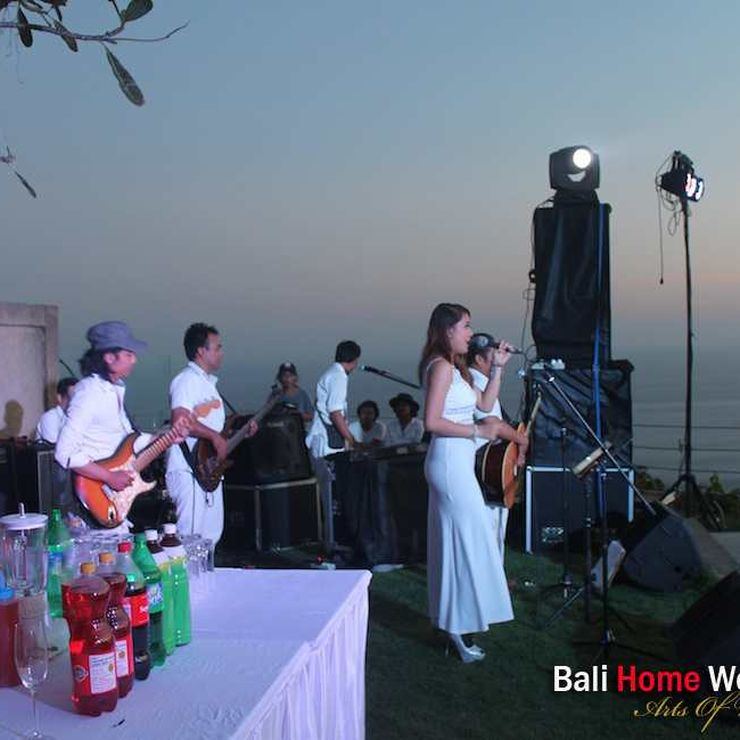 Bali Wedding Entertainment