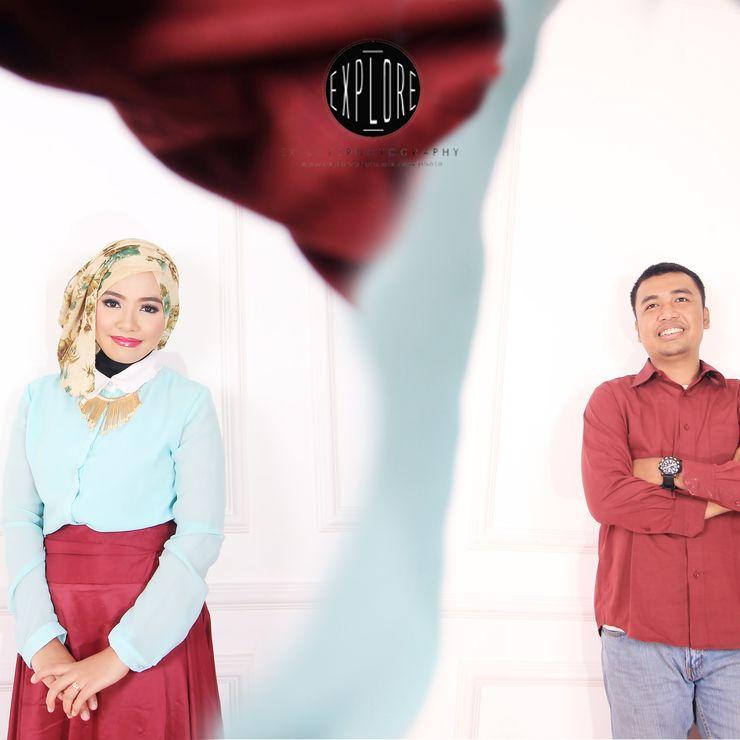 Prewedding Nu Rohim + Umi