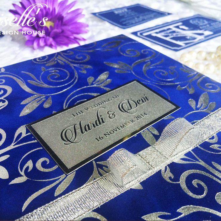 Royal Blue Hardi & Devi