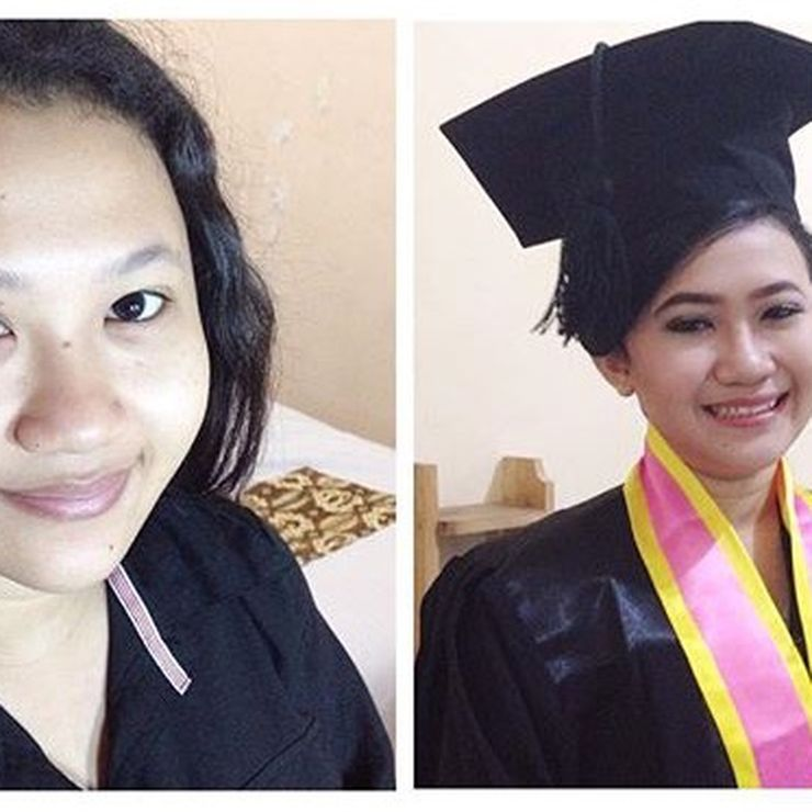 Graduation Make Up
