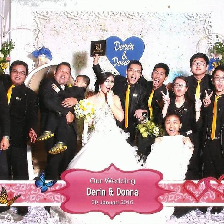 Wedding of Derin & Donna
