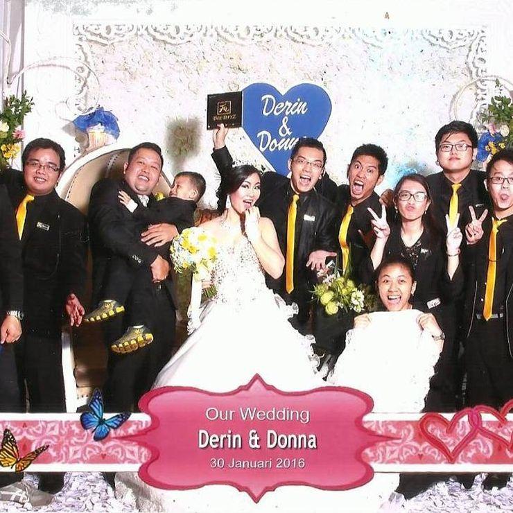 Wedding of Derin & Donna