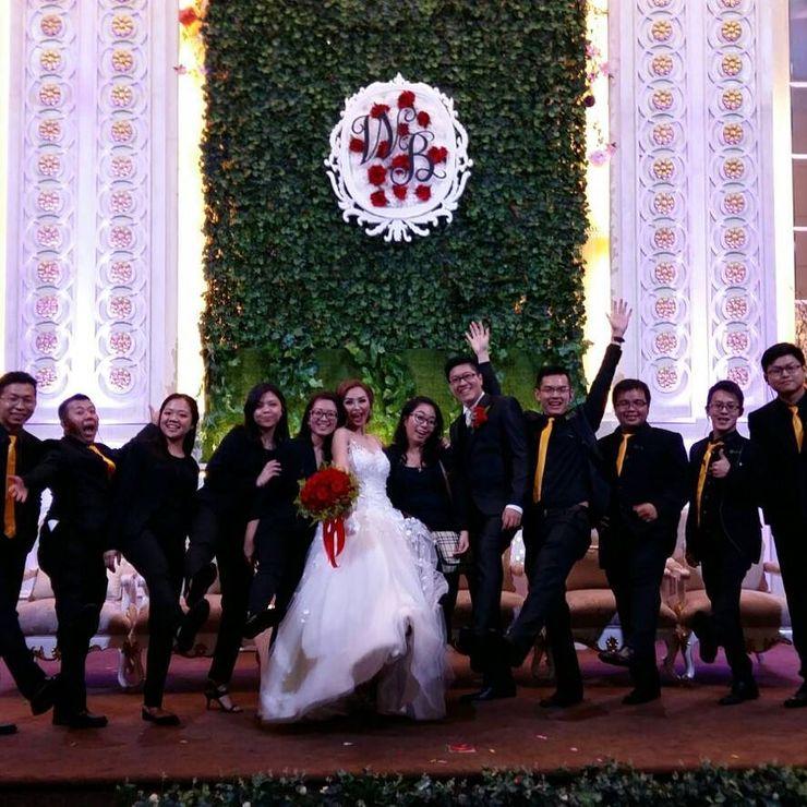 Wedding of Wira & Beatrice