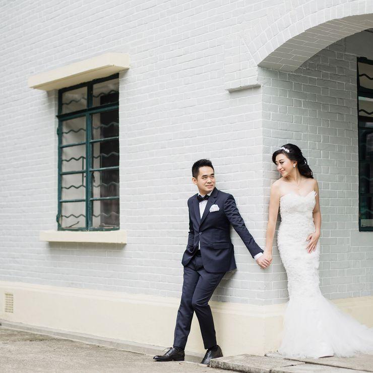 Andrew & Steffi - Hongkong Prewedding by Reygen