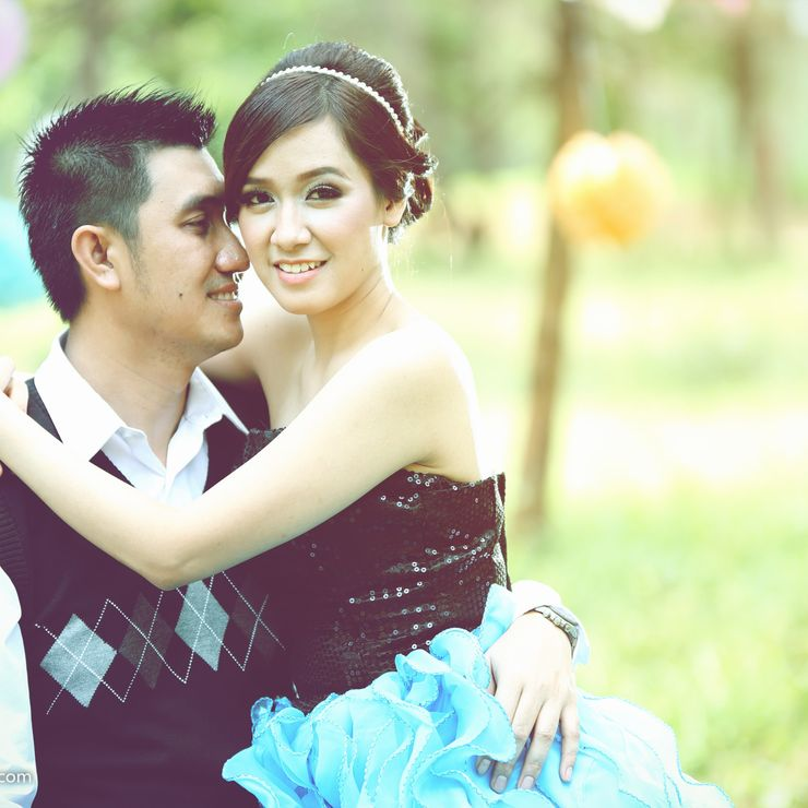 prewedding Dian & Marky