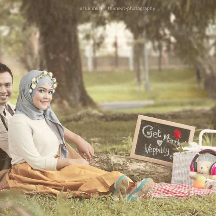 prewedding of dedy and raya