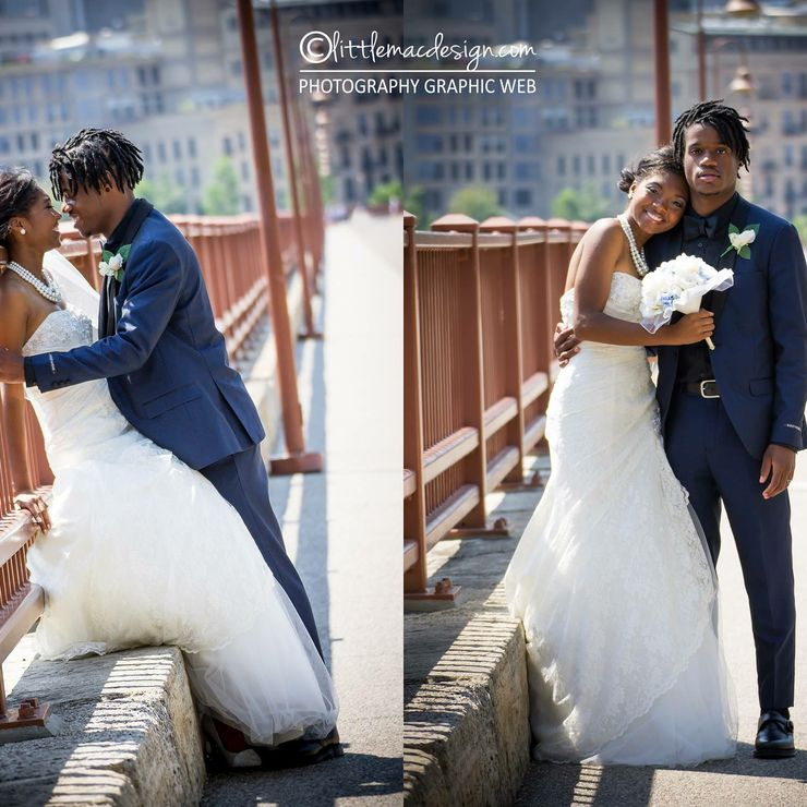 Julius and Jameliah Wedding