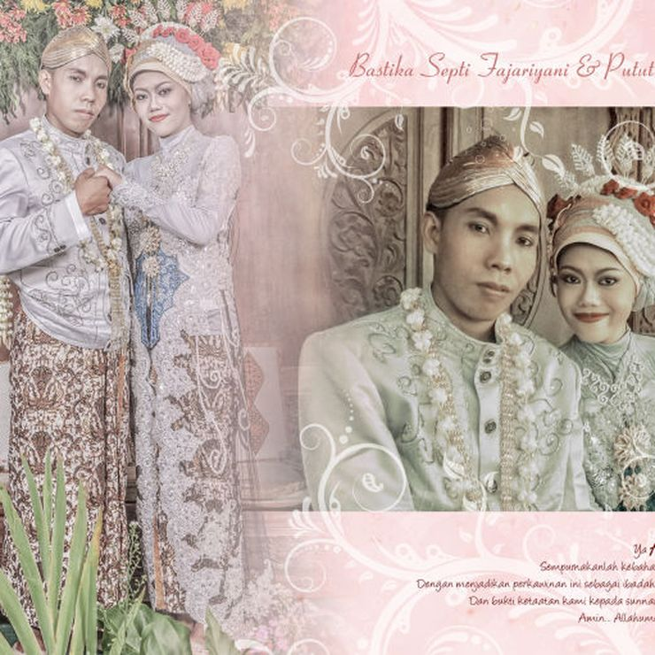 Photobook Tika & Putut