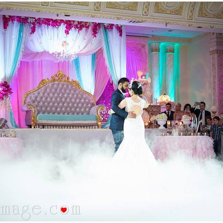 Paras and Biki- Sikh Persian Fusion Wedding