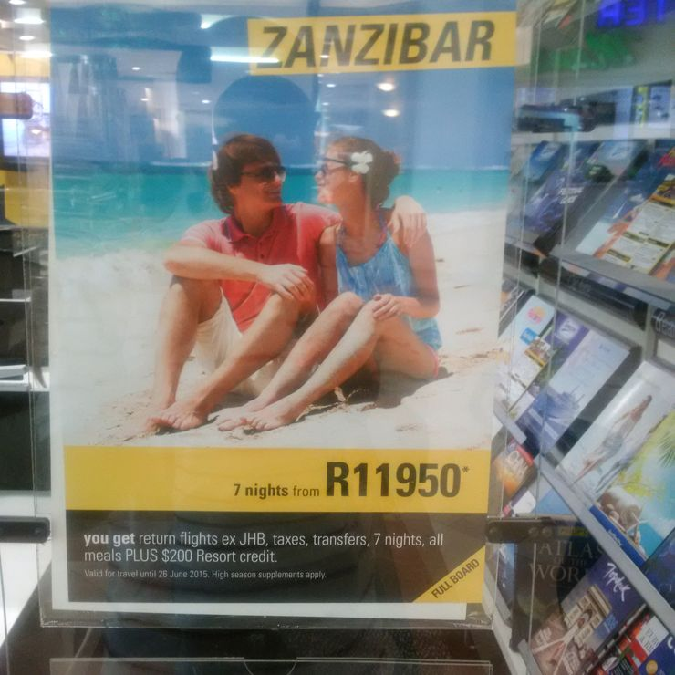Honeymoon in ZANZIBAR ISLAND