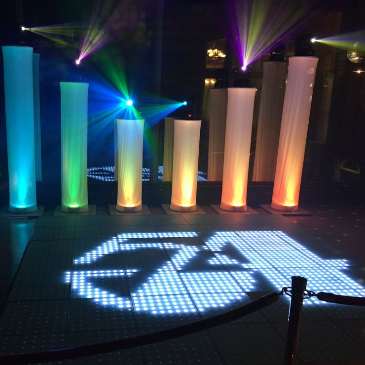 Studio 54 Theme Wedding