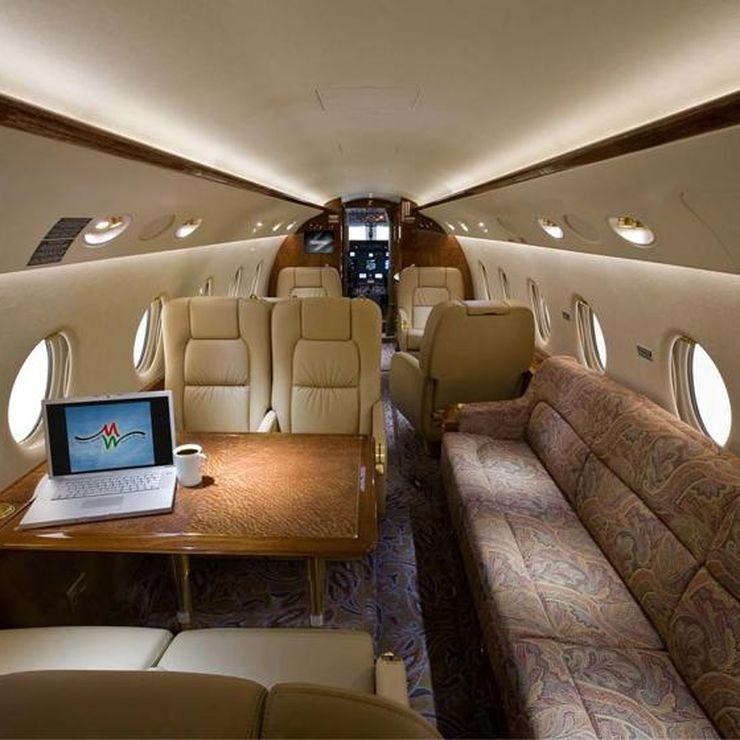 Affrètement aérien et location de jets privés