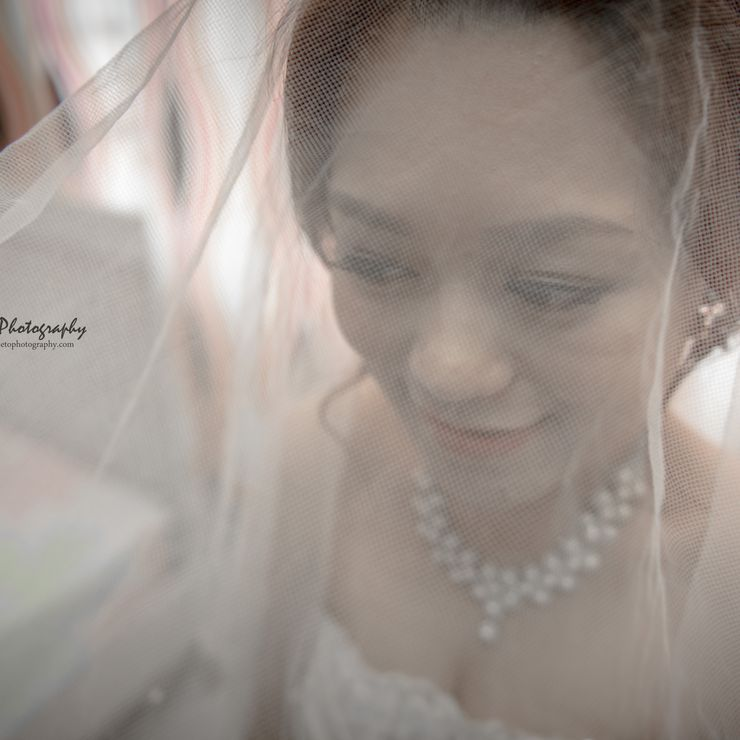 Royson Yee & Mandy Phoon Wedding Day 2015