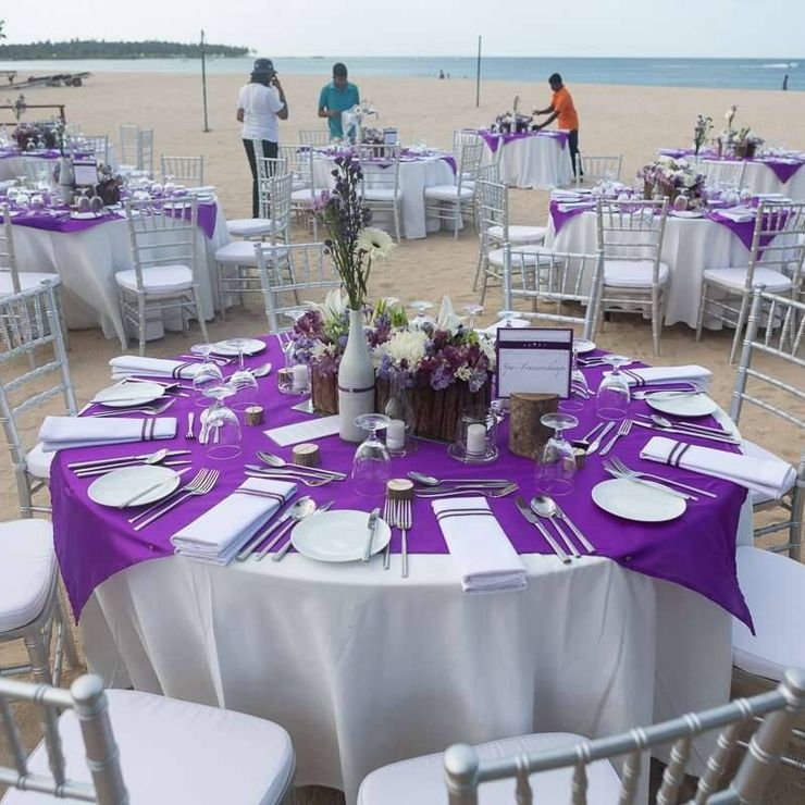 Wedding at Uga Bay in Sri Lanka