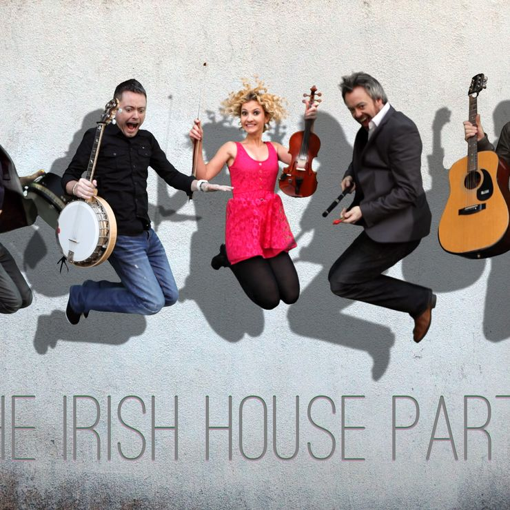 Irish House Party Band
