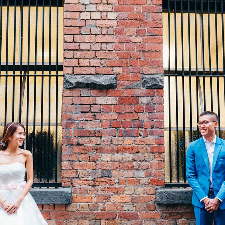 Engagement of Ivan & Kathy
