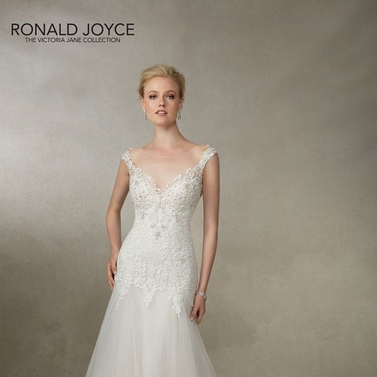 Ronald Joyce Designer Wedding Dresses
