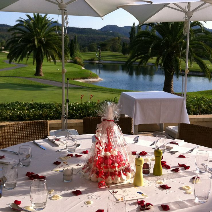 Celia & Mason's Wedding-Golf de Barbossi
