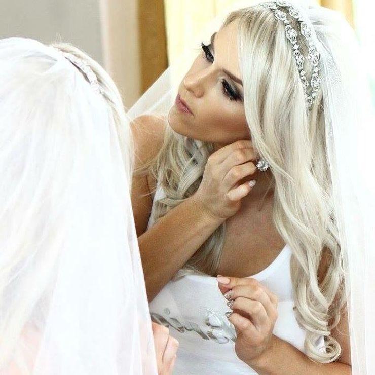Kristy's wedding