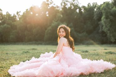 Outdoor pink