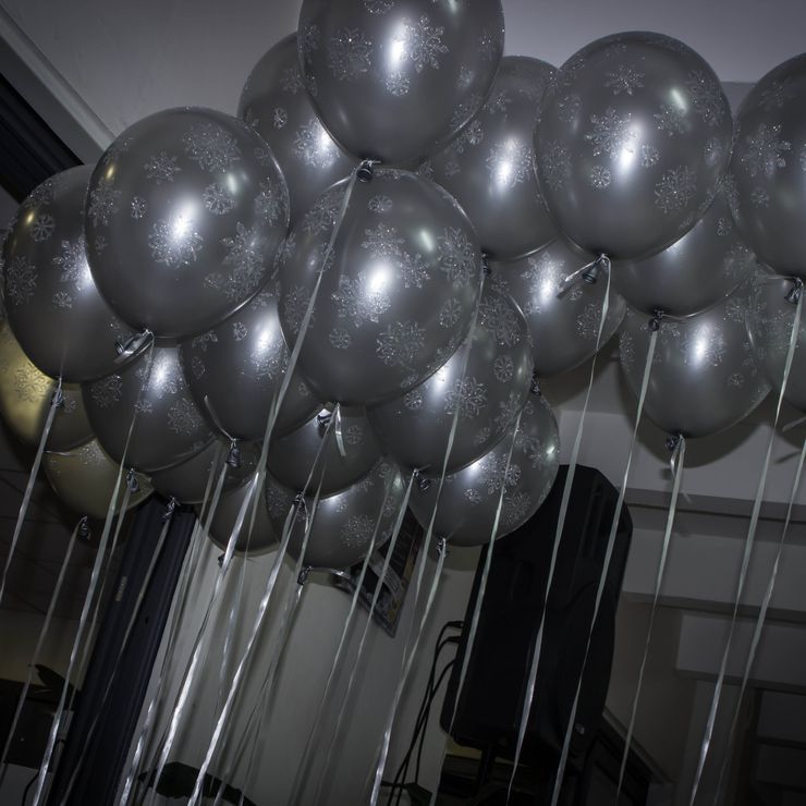 Ballon d'hélium Decor