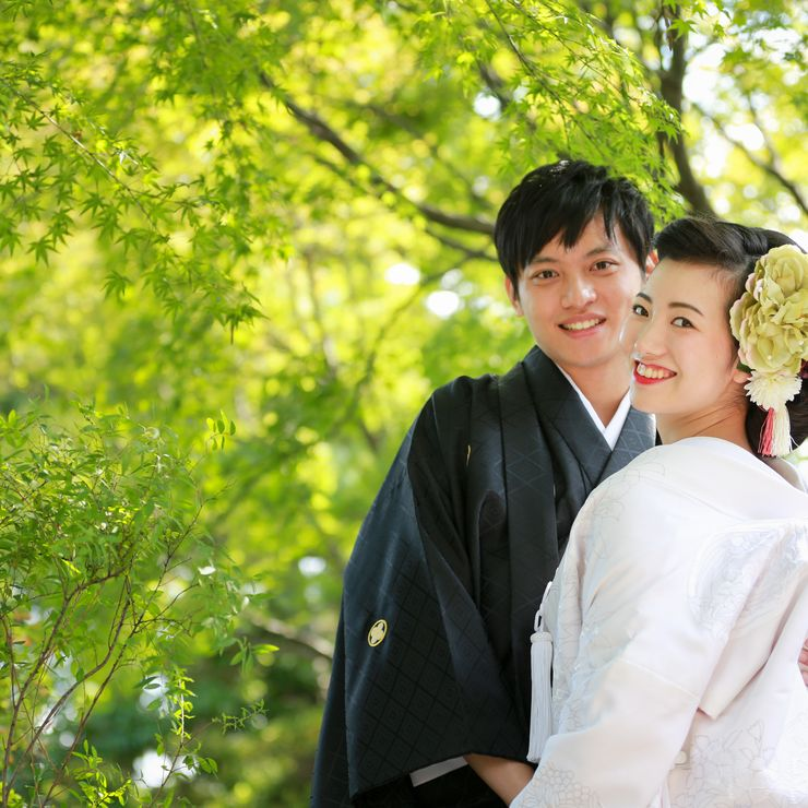 Japanese Traditional Wedding Ceremony