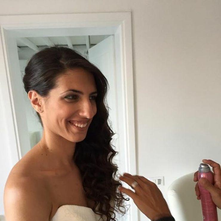 Georgina's wedding