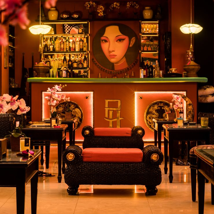 Pleasure Harbour Boutique: Lobby Lounge