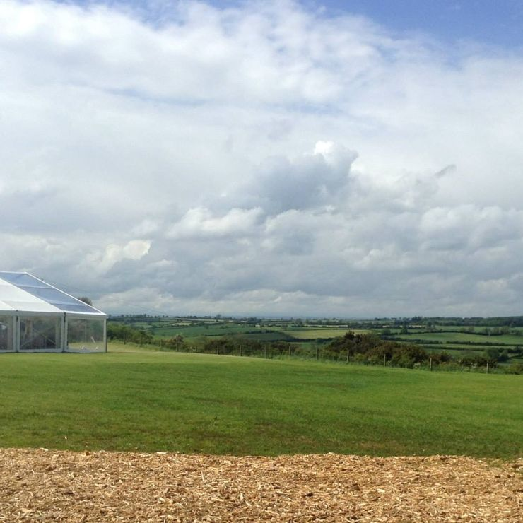Weddings at Top Farm Wedding Field, Leicestershire