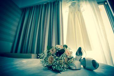Overseas wedding shoes