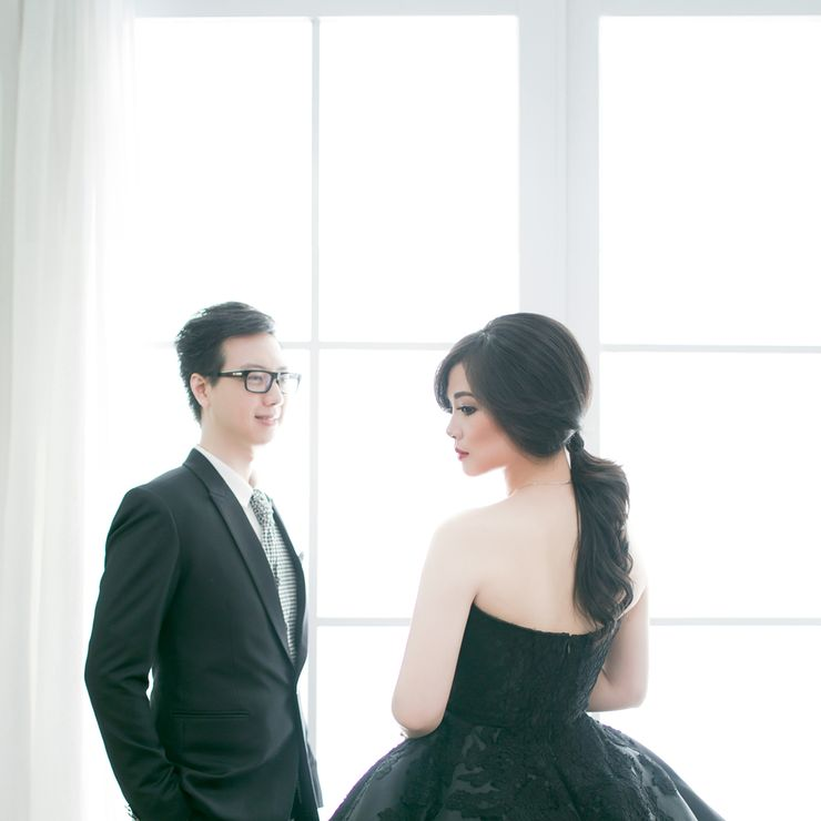 PREWEDDING INDOOR