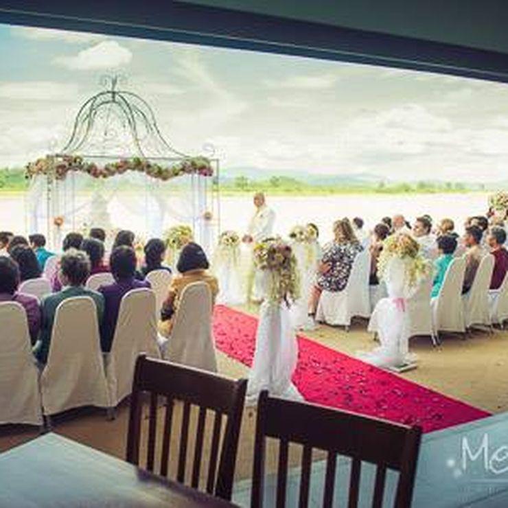 Khun Jo and Khun Jen Wedding Ceremony