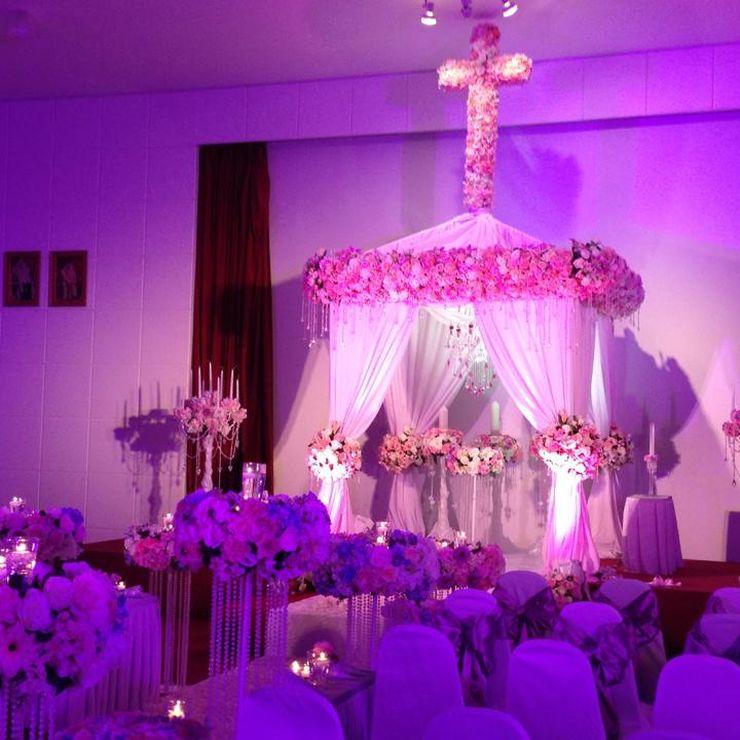 Khun Golf Wedding Ceremony