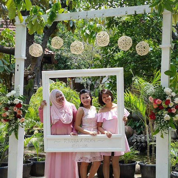 lili & wawa wedding