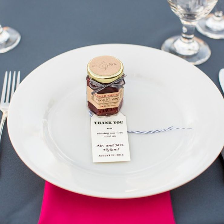 Preserved Love Jam Favors