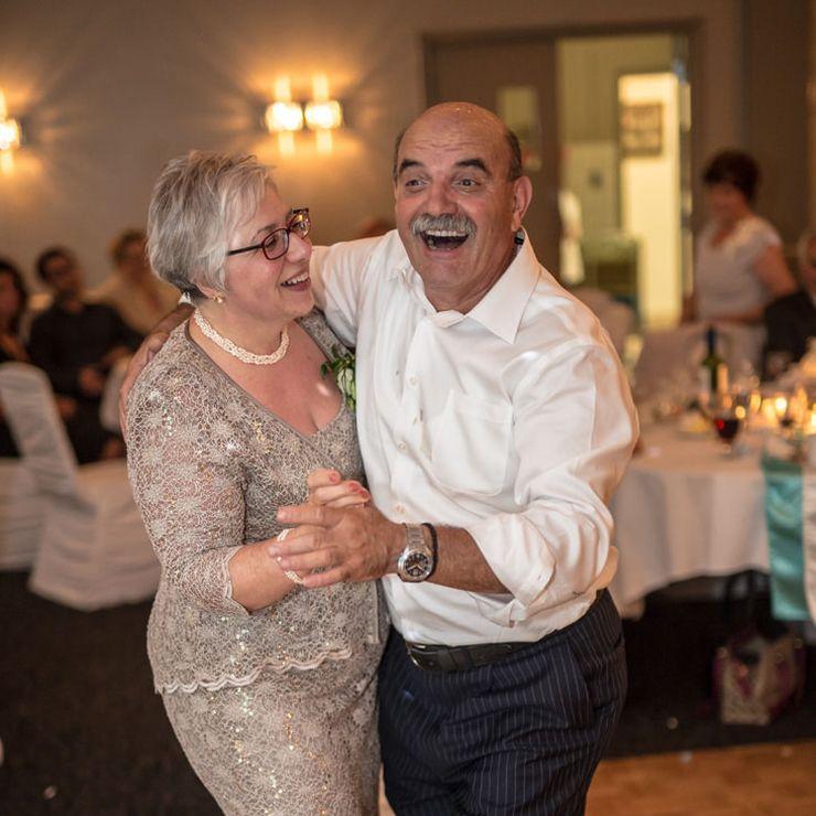 Stephanie & Taso's Greek Calgary Wedding