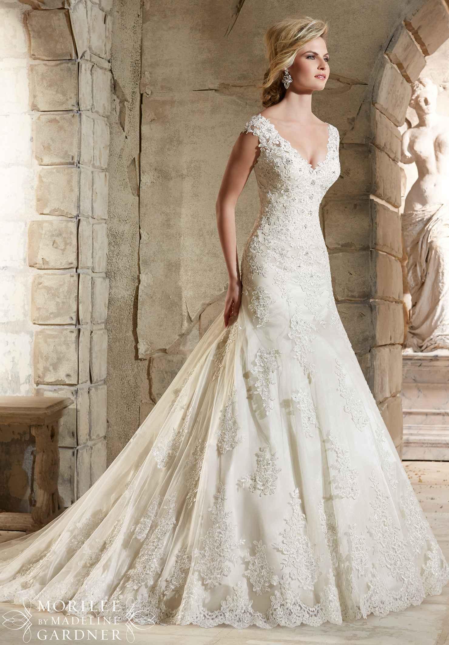 Wedding Dress Mori Lee 2785 Bucharest Romania Wedding Package