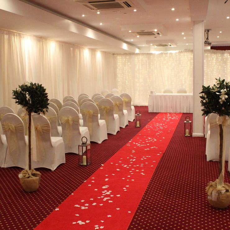 South China Suite - Wedding Ceremony